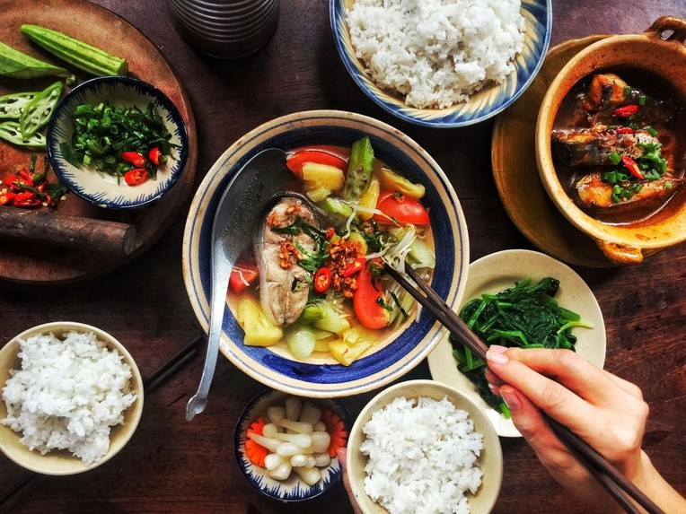 6 điều ấn tượng về ẩm thực Việt Nam trong mắt bạn bè quốc tế