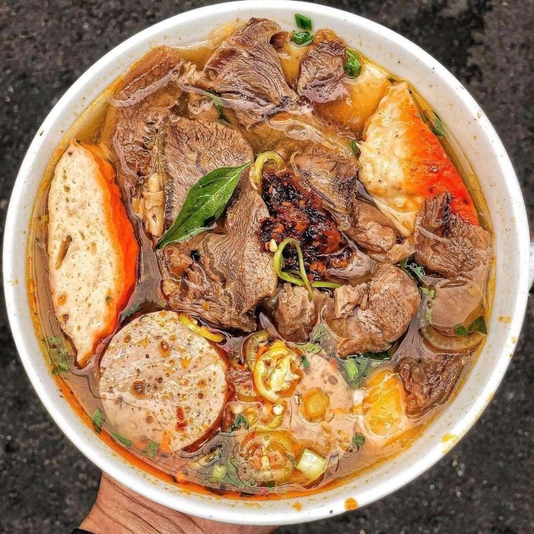 6 quán bún bò ngon 'nhức nách' tại Sài Gòn nhất định phải biết