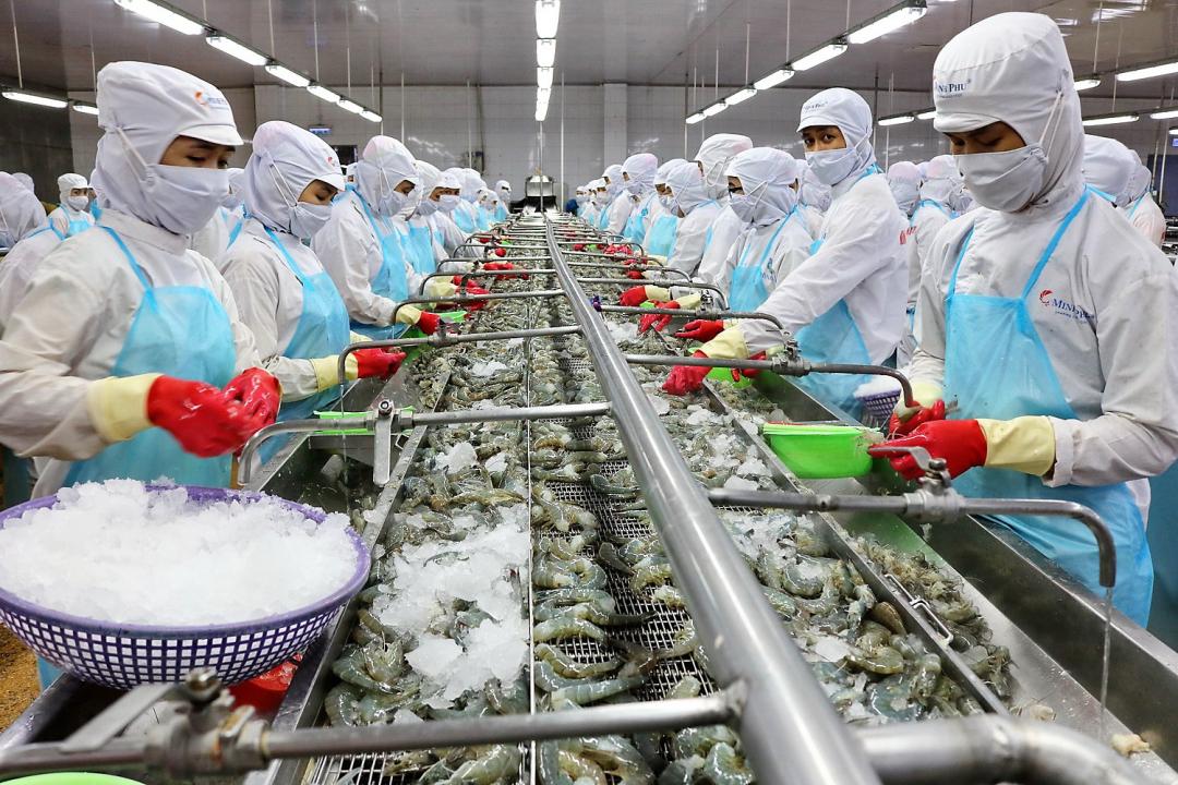 7 tháng đầu năm, xuất khẩu nông, lâm, thủy sản tăng ấn tượng đạt 28,6 tỷ USD