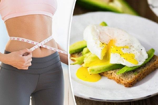 Ăn trứng có béo không? #4 thực đơn giảm cân với trứng hiệu quả nhất