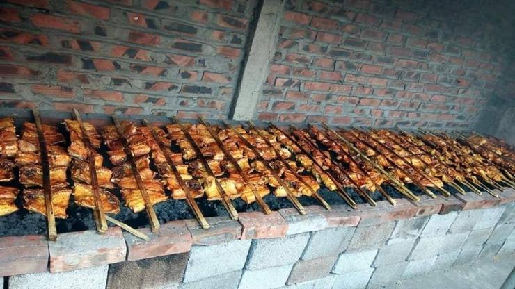 Cá nướng Thái Xuyên - đặc sản nức tiếng miền biển Thái Bình