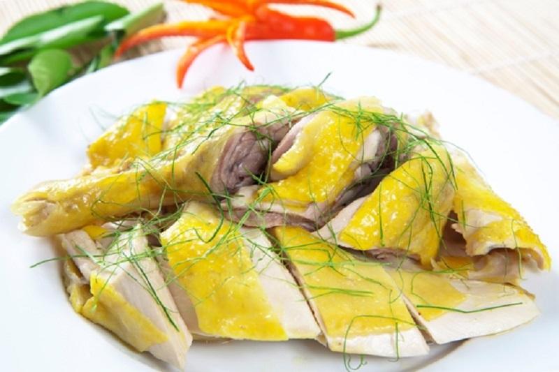 Cách làm gà hấp sả thơm ngon đậm đà bổ dưỡng