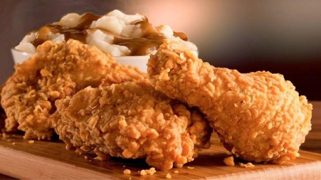 Bật mí cách làm gà rán KFC ngon hơn nhà hàng