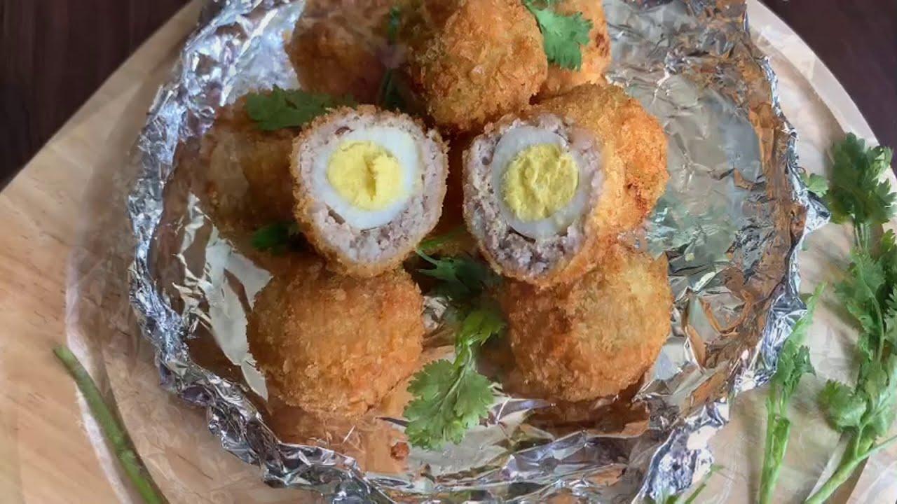 Cách làm món tôm thịt bọc trứng cút thơm ngon lạ miệng