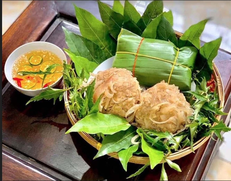 Đặc sản ở Nam Định chỉ nhúng nước sôi một lần, bên trong vẫn còn đỏ nhưng ăn vào ngọt, ngon