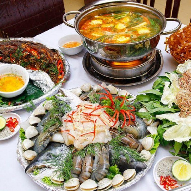 Đặt Lẩu Thái Hải Sản mang về tại Hà Nội
