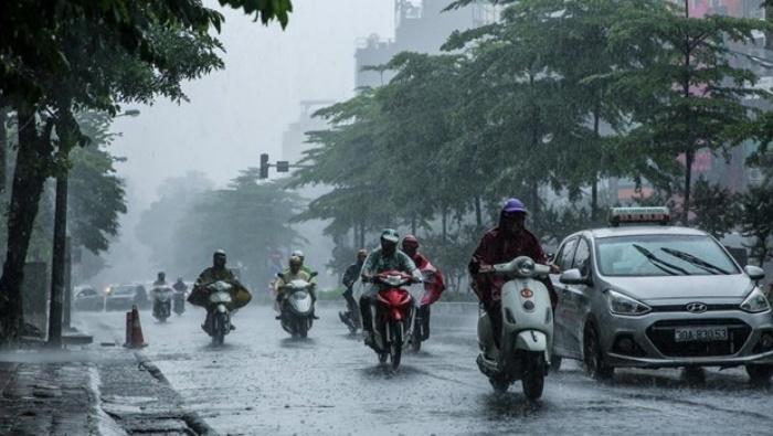 Dự báo thời tiết hôm nay 6/9: Mưa dông bao phủ 3 miền