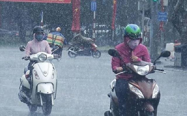 Dự báo thời tiết hôm nay ngày 19/10: Mưa tiếp tục xảy ra trên khắp cả nước