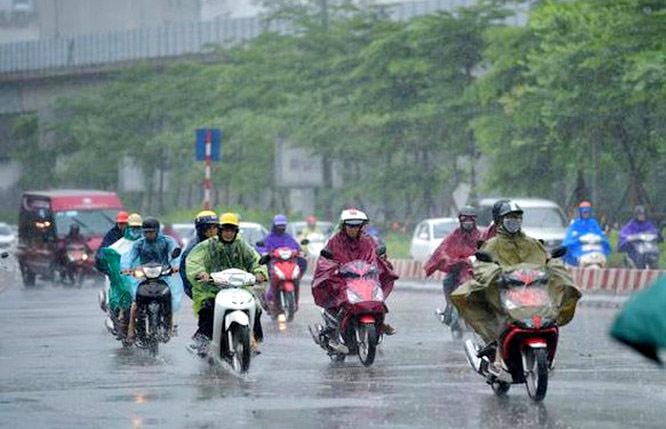 Dự báo thời tiết hôm nay ngày 27/10: Nam Trung Bộ và Tây Nguyên có mưa to