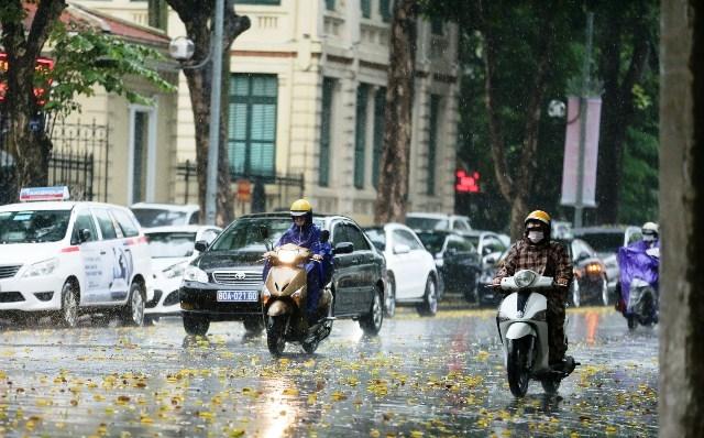 Dự báo thời tiết ngày 16/9: Mưa lớn cục bộ, cảnh báo lũ quét, sạt lở khu vực miền núi phía bắc