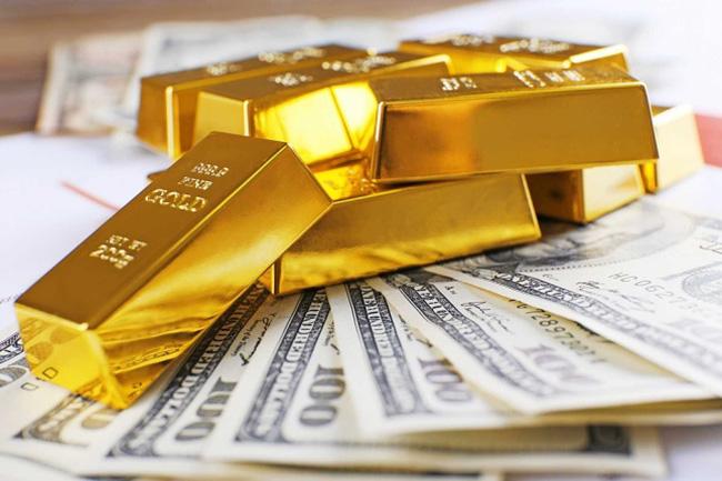 Giá vàng hôm nay 14/10: Vàng tăng dựng đứng