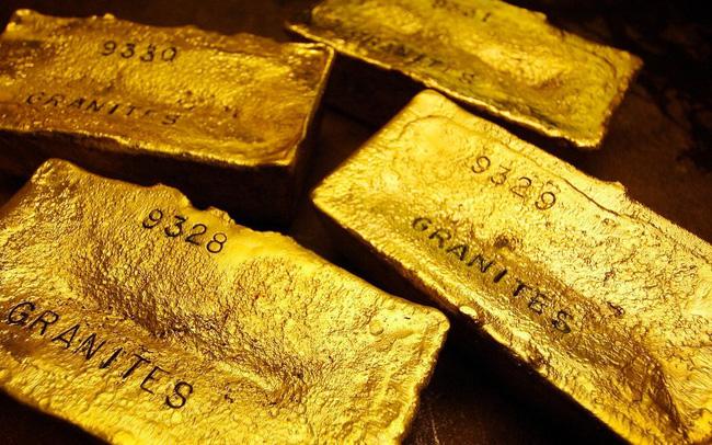 Giá vàng hôm nay 20/9: Chìm xuống đáy của 4 tuần