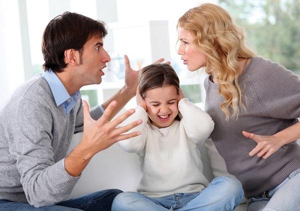 Giải toả tâm lý tránh mâu thuẫn gia đình khi vợ chồng khắc khẩu