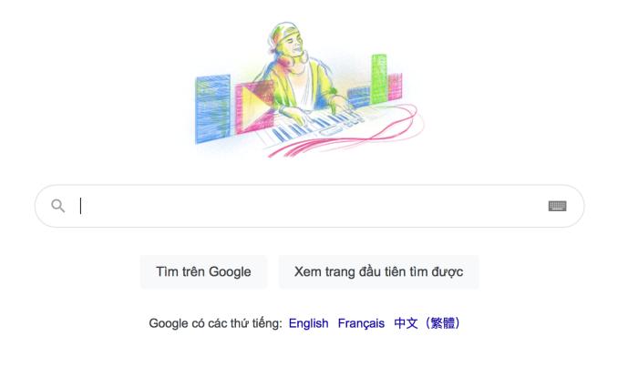 Google Doodle kỷ niệm sinh nhật thứ 32 của huyền thoại EDM Tim Bergling (Avicii)