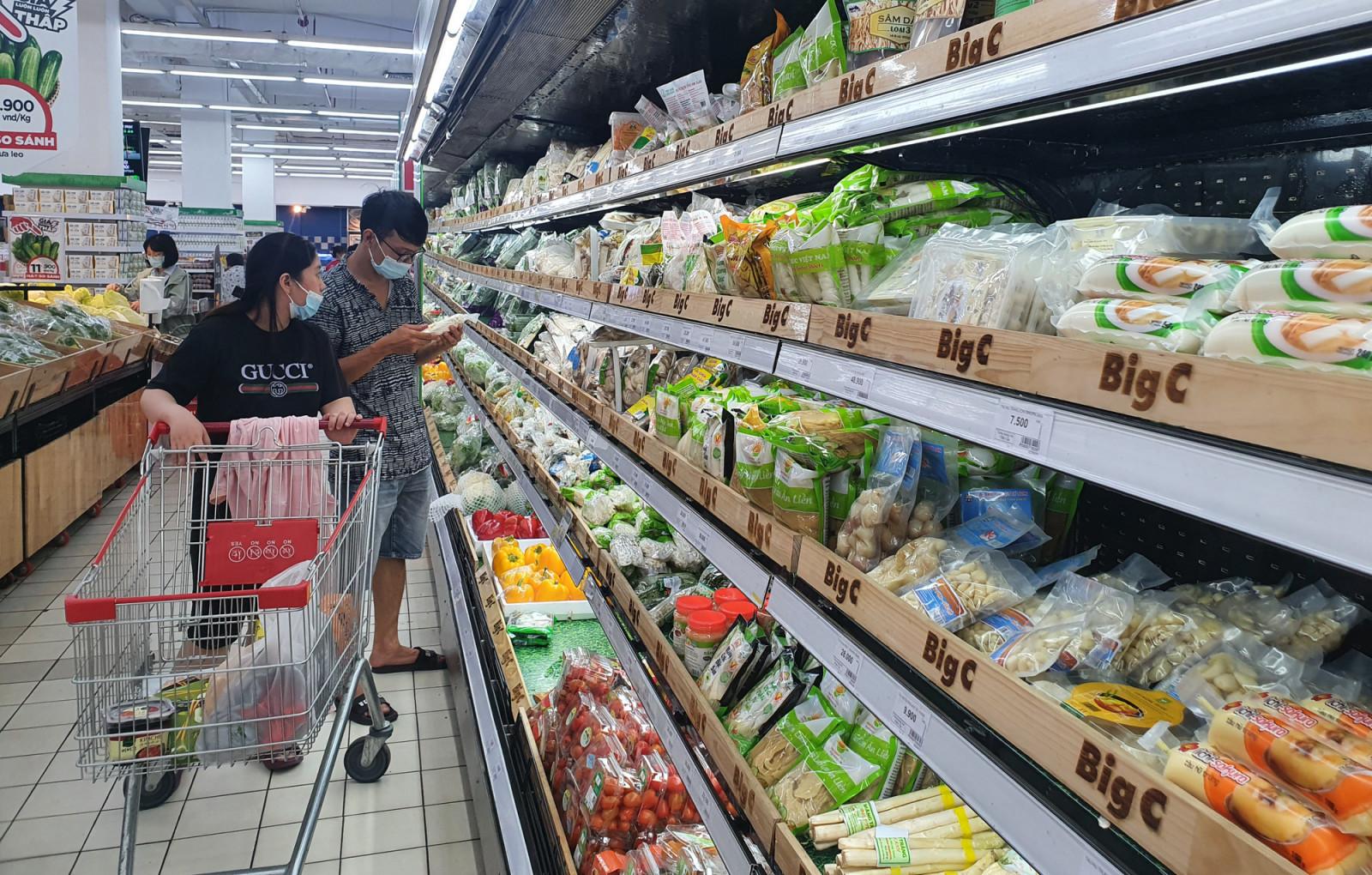 Hà Nội: Người dân đi chợ 2 lần/ tuần, có thể mua hàng trực tuyến