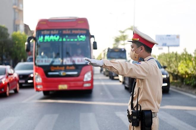 Hà Nội: Yêu cầu khai báo di chuyển nội địa tại 67 chốt kiểm dịch