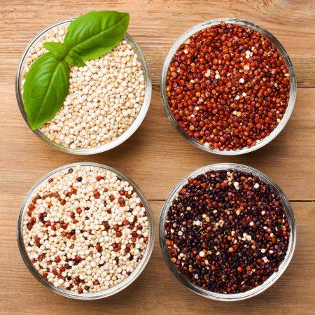 Hạt Quinoa: Thành phần dinh dưỡng và những lợi ích sức khỏe