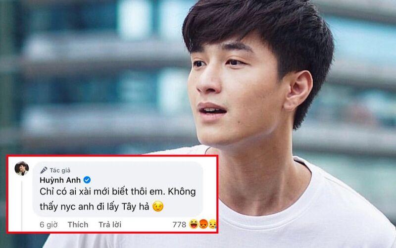 Hoàng Oanh có chia sẻ mang ẩn ý trước phát ngôn kém duyên của tình cũ Huỳnh Anh