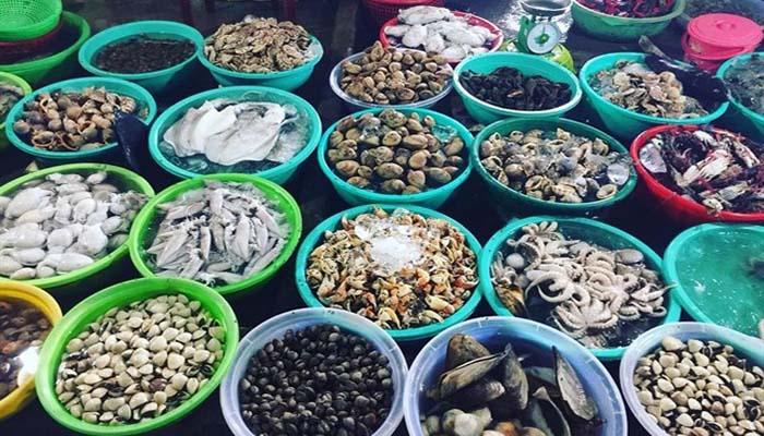 Khám phá chợ An Lư, nơi bán hải sản tươi ngon nhất tại Thủy Nguyên, Hải Phòng