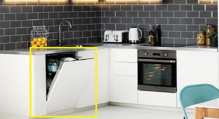 Tại sao cần quan tâm đến kích thước máy rửa bát?