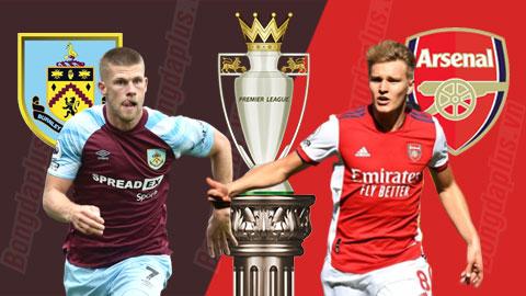 Link xem trực tiếp Burnley vs Arsenal vòng 5 giải Ngoại hạng Anh vào lúc 21h00 ngày 18/9