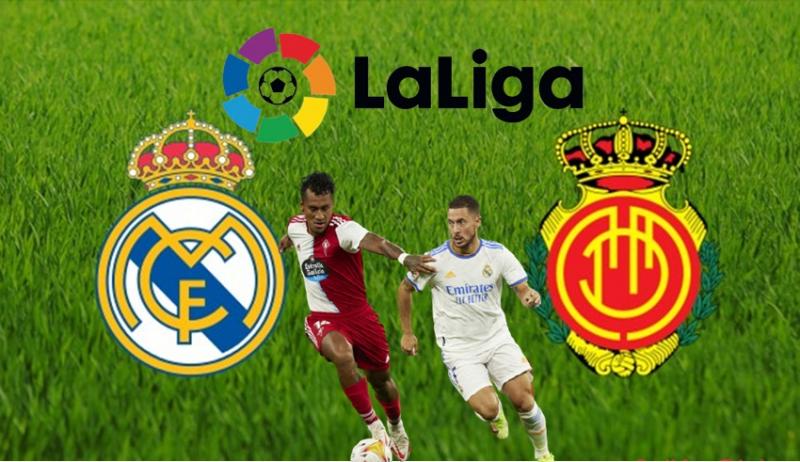 Link xem trực tiếp Real Madrid vs Mallorca lúc 3h00 ngày 23/9