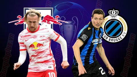 Link xem trực tiếp RB Leipzig vs Club Brugge lúc 2h00 ngày 29/9