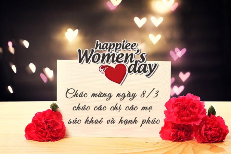 Những lời chúc ngày Quốc tế phụ nữ 8/3 hay và ý nghĩa nhất 2021