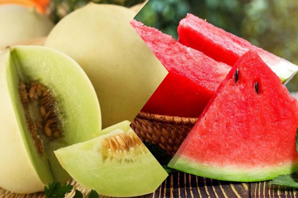 Mách bạn cách chọn dưa hấu, dưa lê ngon ngọt tự nhiên, không hóa chất