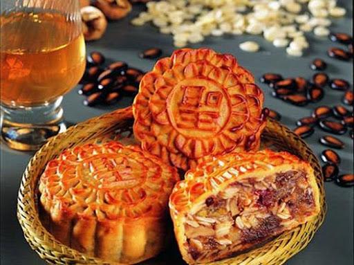 Cách làm bánh Trung thu thập cẩm truyền thống đơn giản, dễ làm