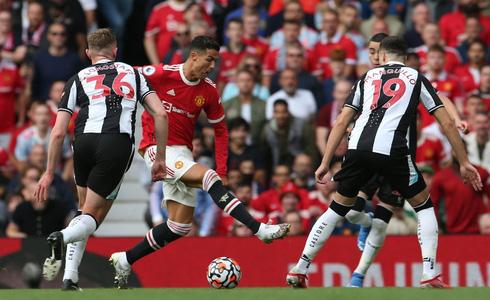 Kết quả trận đấu MU vs Newcastle 4-1, Ronaldo ghi lập cú đúp trong ngày trở lại