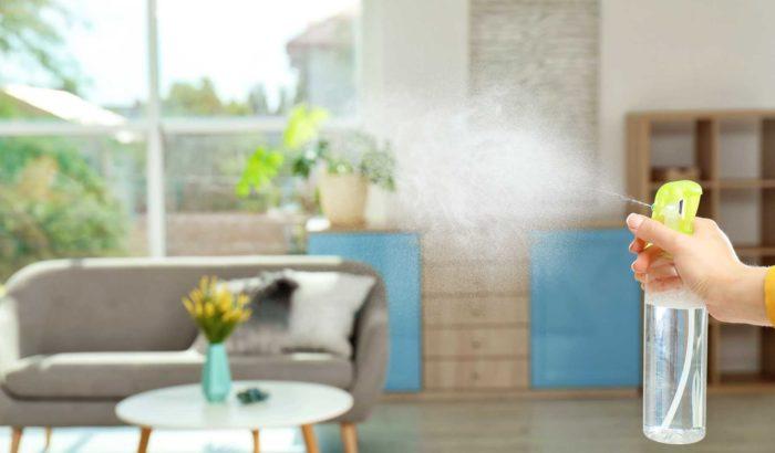 Mẹo khử mùi hiệu quả tạo nên không gian sống trong lành