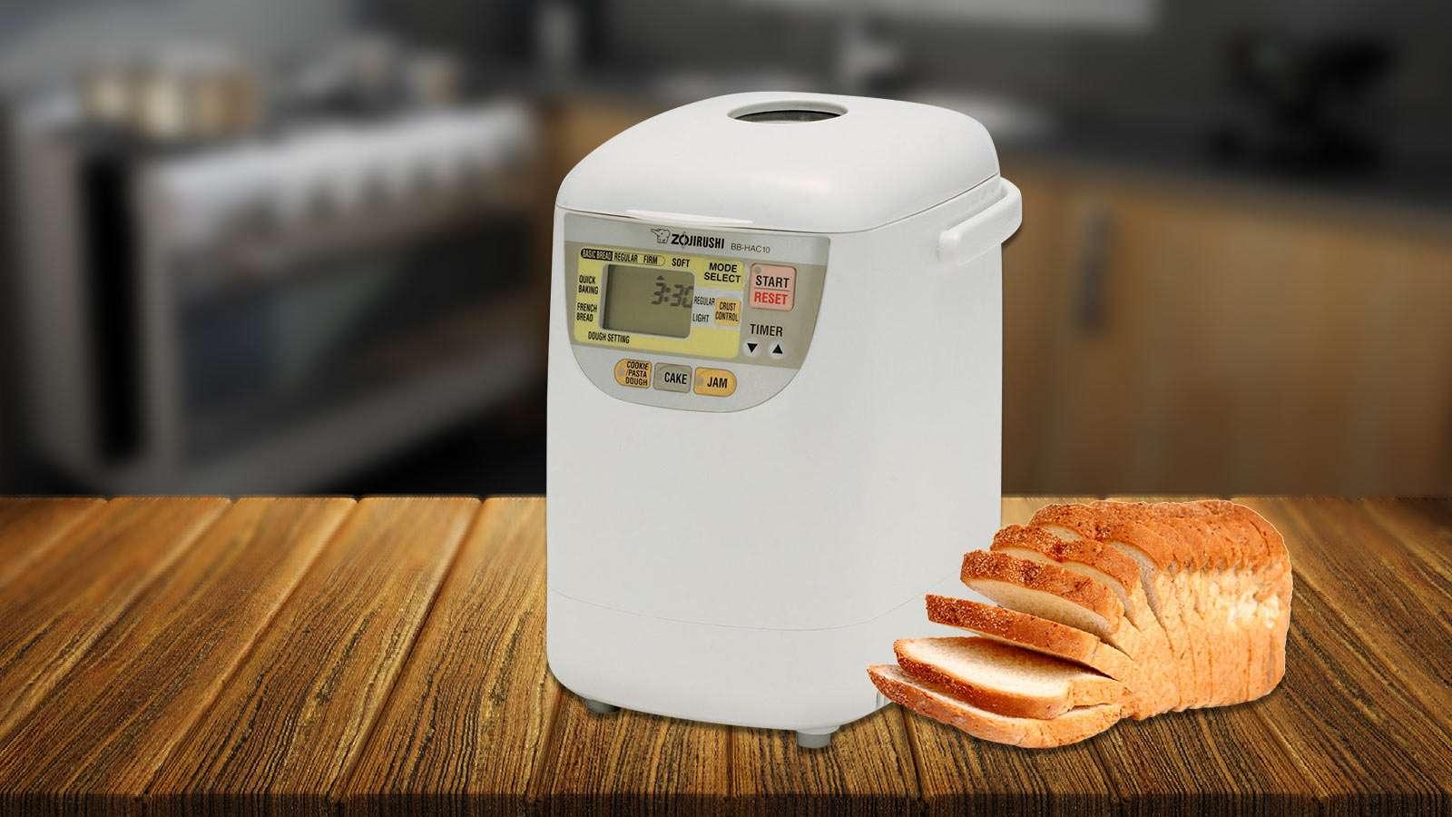 Review máy làm bánh mì Zojirushi BB-HAQ10 có giá 5 Triệu