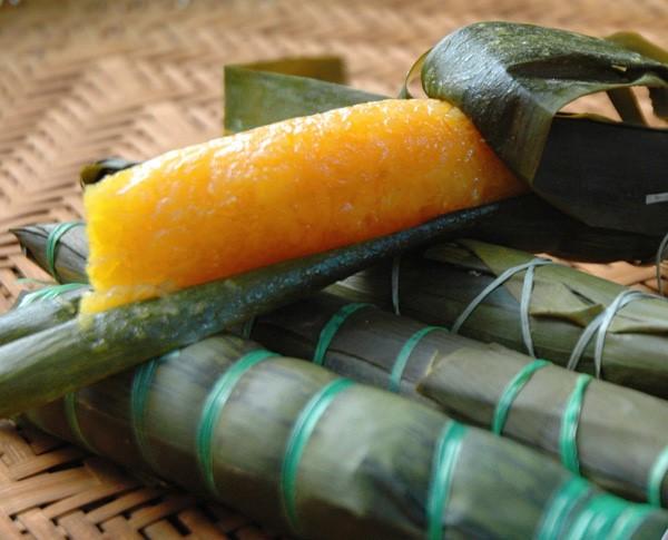 Đặc sản Bánh gio ngon ngọt Làng Cò, Bắc Giang