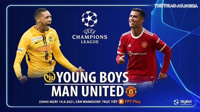 Nhận định, soi kèo Man United vs Young Boys 23h45 ngày 14/9