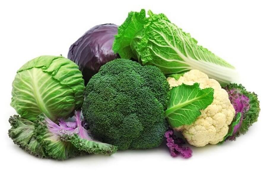 Những loại rau quả ăn hàng ngày giúp kéo dài tuổi thọ