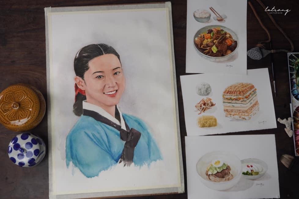 Tìm hiểu những món ăn trong cung đình của Hàn Quốc qua bộ phim 'Nàng Dea Jang Geum'