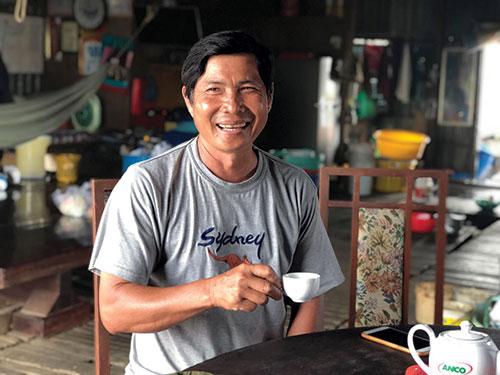 """Nuôi cá quý hiếm trên sông Hậu, tỷ phú """"Robinson"""" được bình chọn """"Nông dân Việt Nam xuất sắc 2021"""""""