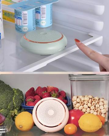 Review chiếc máy hút mùi tủ lạnh siêu tiện ích cho chị em