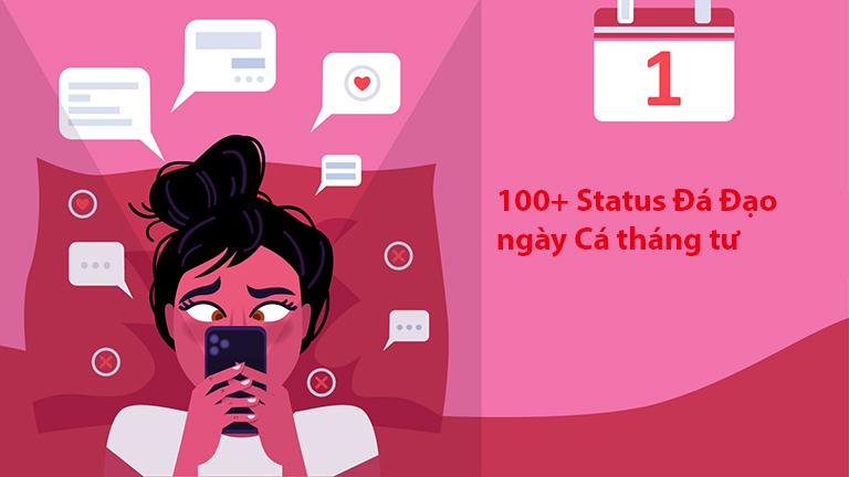 100+ Status ngày cá tháng tư (1/4) cực bá đạo và hay ho