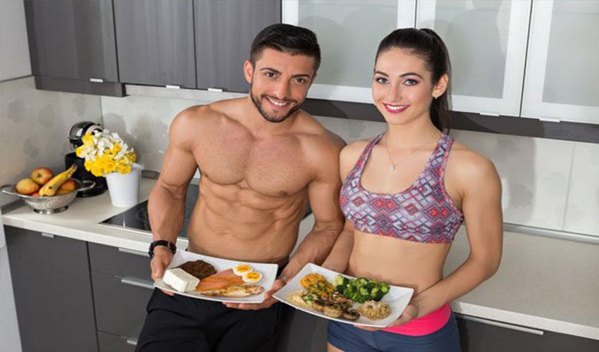 Tập gym có nên ăn đồ chiên, xào nhiều dầu mỡ không?