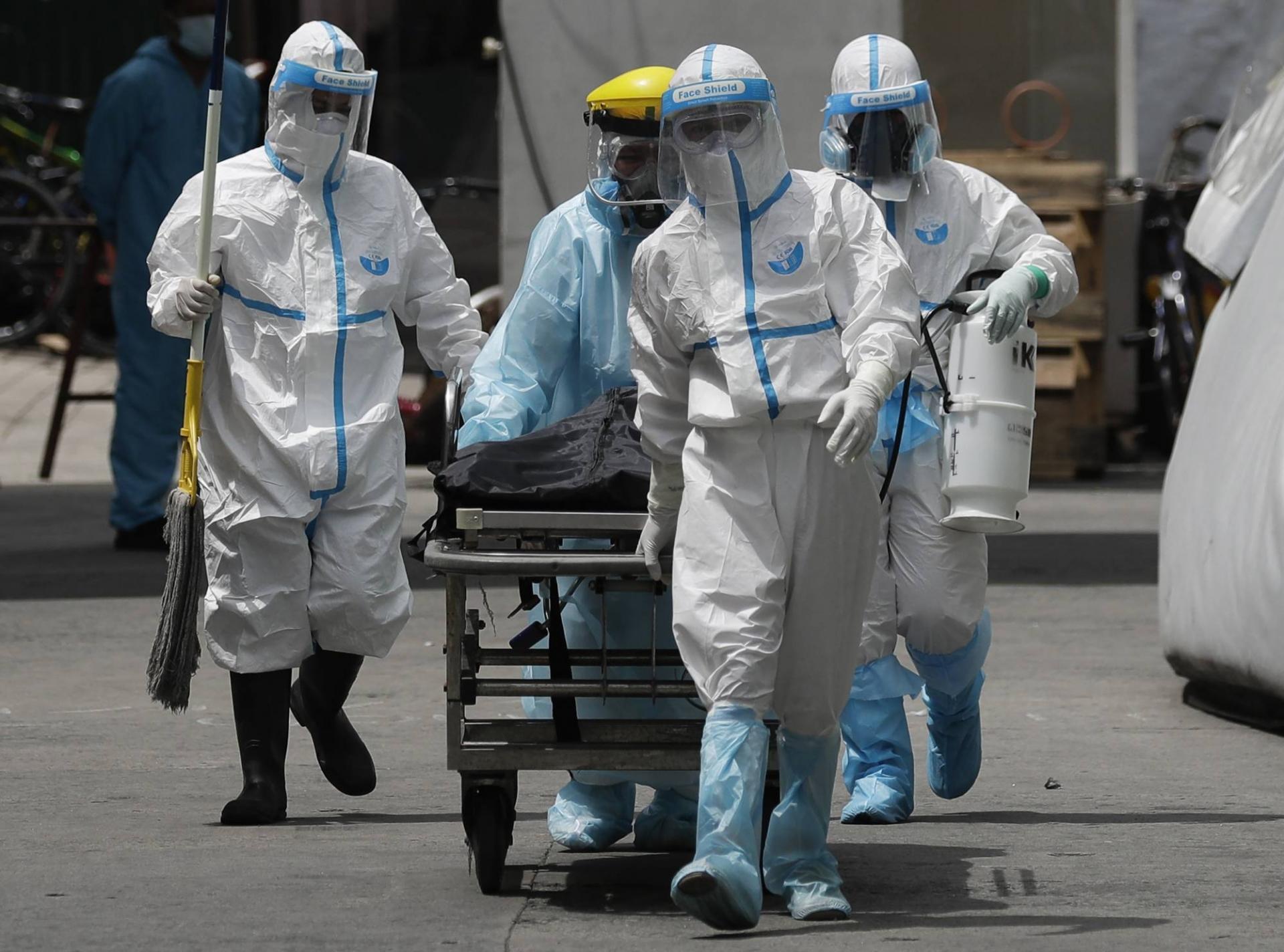Tình hình dịch bệnh: Thế giới vượt 225 triệu ca mắc, Trung Quốc ưu tiên phân phối vaccine COVID-19 cho Đông Nam Á