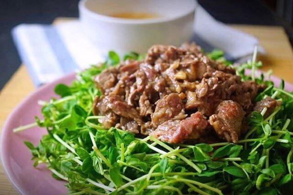 Top 5 món thịt bò xào rau cho người mới bắt đầu nấu nướng