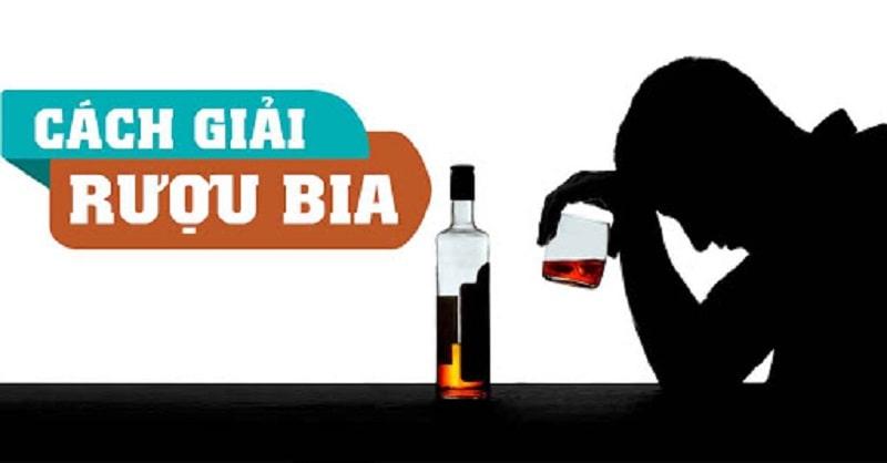 Top 5 cách giải rượu nhanh tại nhà giúp bạn thoát khỏi những cơn say