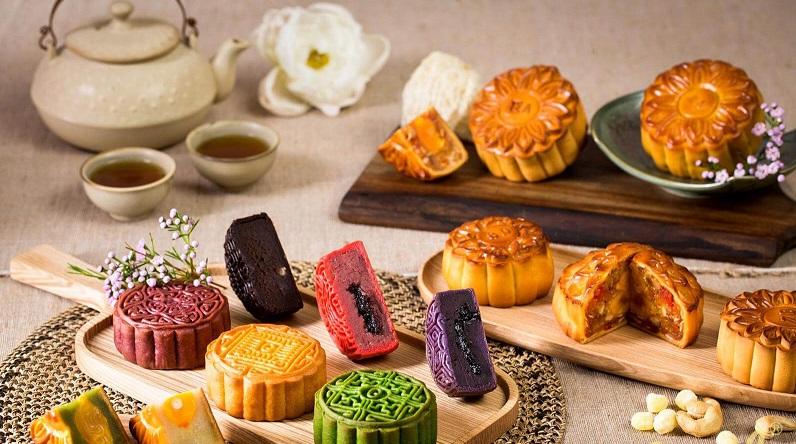 Top 5 món ăn không thể thiếu trong ngày Tết Trung thu