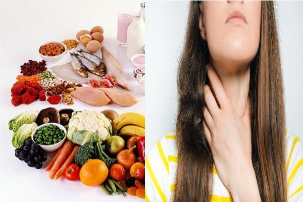 Viêm họng ăn gì, uống gì để nhanh khỏi bệnh?