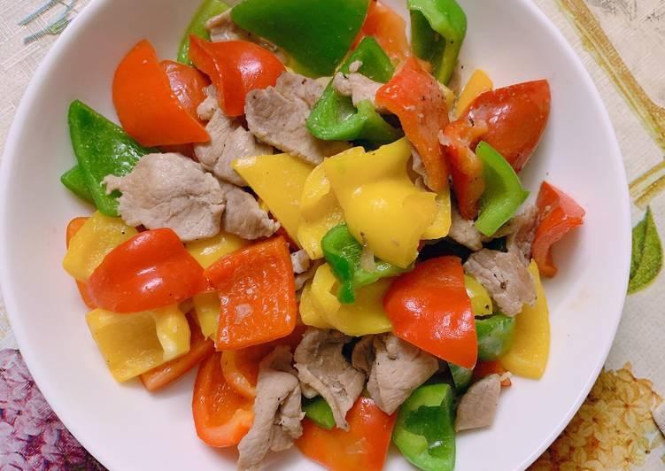 Món ăn là sự kết hợp hoàn hảo giữa các nguyên liệu