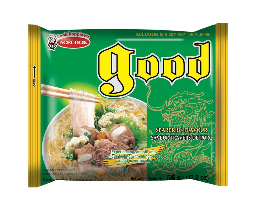 2 sản phẩm mì Hảo Hảo và miến ăn liền Good của Acecook bị Ireland thu hồi vì chứa thành phần thuốc trừ sâu