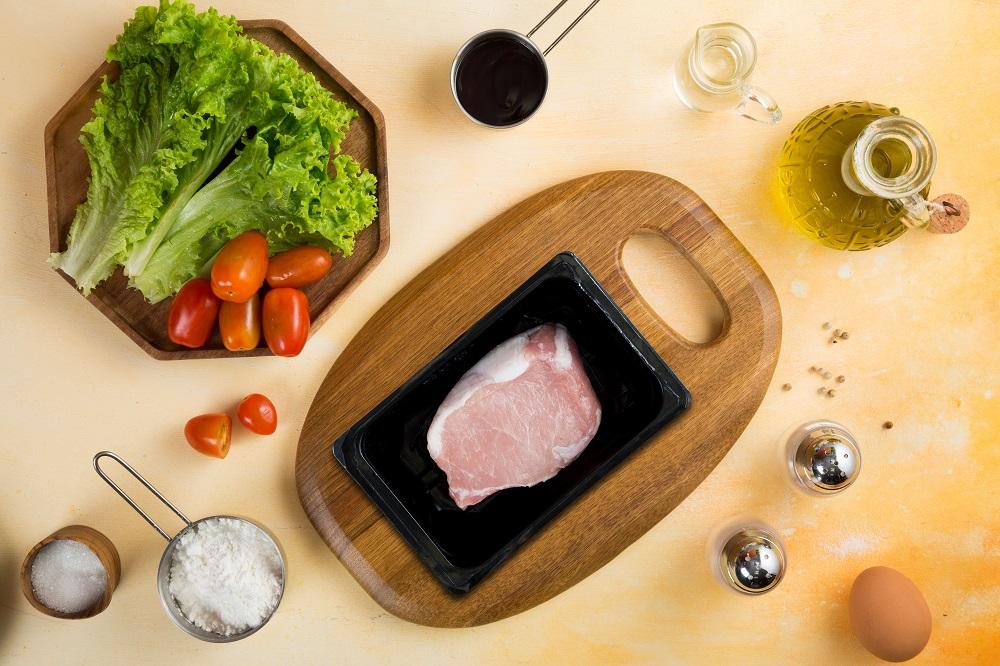 Nguyên liệu món thịt mông lợn sốt tương