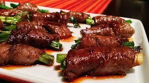 Món thịt bò nướng sẽ không thể tròn vị nếu thiếu nước chấm